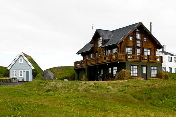 buying land or farmhouse